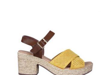 Sandals – Yellow