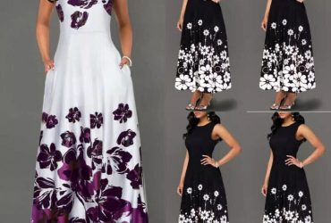 Cozy Floral Dresses