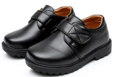 Kids Fashion Boy's School Shoe