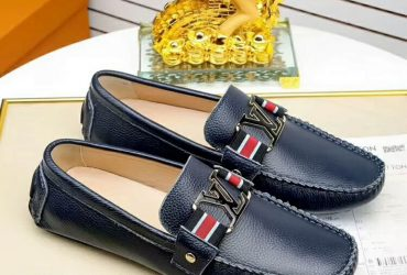 Louis Vuitton Drivers | Navy Blue