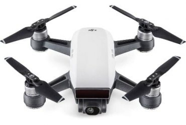 DJI Spark, Fly More Combo, Alpine Whi…