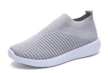 Causal Sneakers- Ash