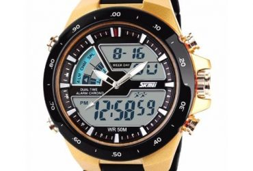 Skmei High Class Unisex Digital Analo…
