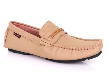 Clarks Wooven Band Drivers | Nude