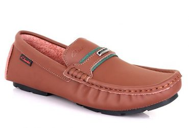 Clarks Drivers | Brown Green