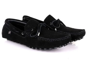 Tod's Suede Drivers | Black
