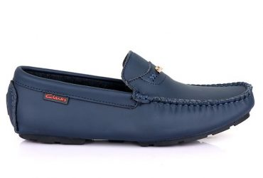 Clarks Drivers | Navy Blue
