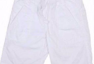 Men's NYSC Short – White