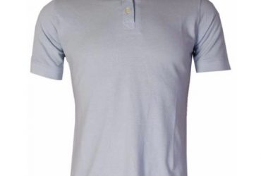 Men's Polo Shirt – Sky Blue