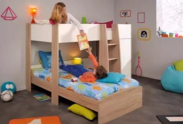 Beyond Twin Over Twin Bunk Bed