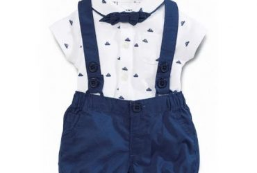 3 Pieces Baby Boy Cloth Model 2