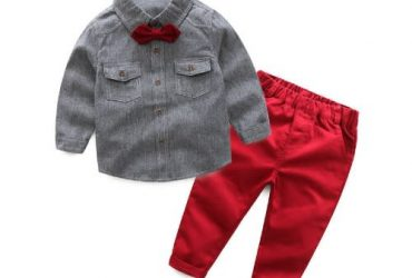 3 Pieces Baby Boy Cloth