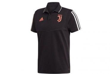 Juventus Prematch Polo | Black