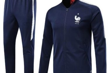 France Tracksuit | Navy Blue