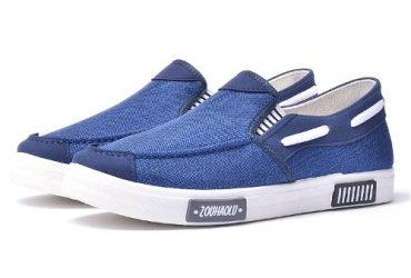 Men's Sneakers – Blue