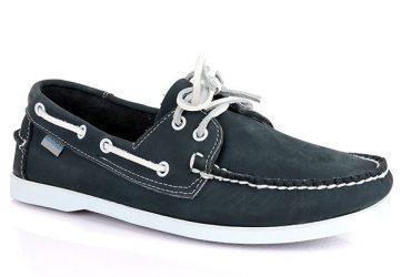 Sebago Dockside Shoe – Steel Blue