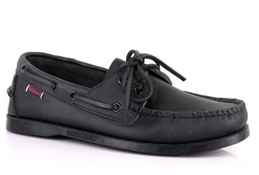 Sebago Dockside Shoe – Black