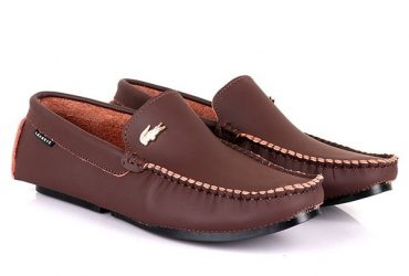 Lacoste Drivers |Coffee Brown