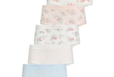 Next Girl's Multi Floral Hipsters