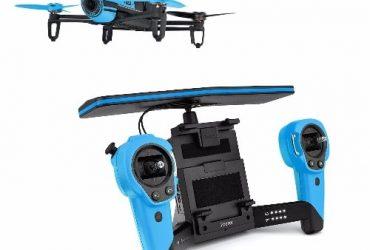 Parrot Bebop Quadcopter Drone – Blue