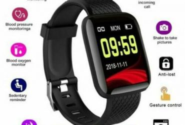 Unsiex Smart Watch Fitness Tracker