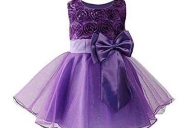 Princess Bowknot Party Dress