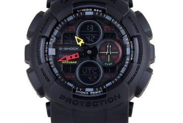 Casio G Shock Protection GA140-2ADR Watch