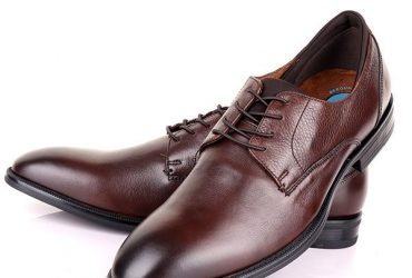 Kenneth Cole Lace up Shoe | Coffee Brown