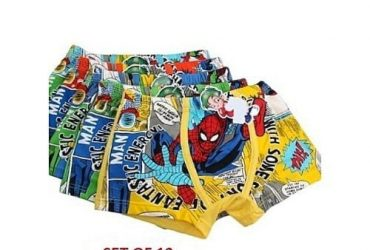 Character Boy's Boxers