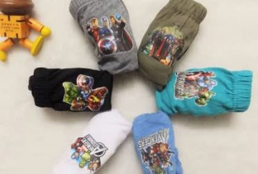 AWW 6 In 1 Avengers Boy Pants