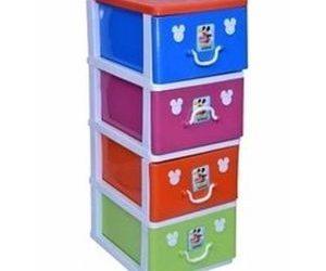 baby-wardrobe-4-in-1-plastic-steps-multicolour-generic