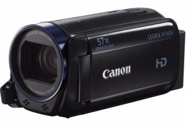 Canon Legria HF R606 Full HD Digital…