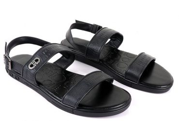 Salvatore Ferragamo Sandals | Black