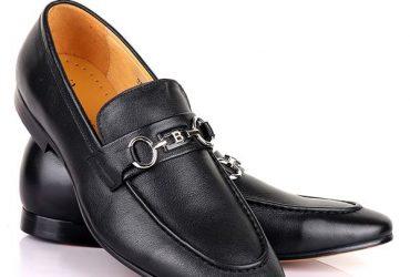 Billionaire Men's Loafers | Black
