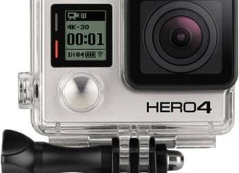 GoPro HERO4 Camera