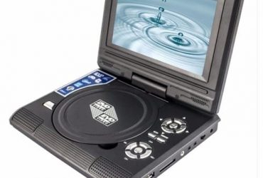 DVD Multimedia Player With TV Tuner