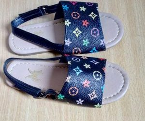 Girls-children-kids-multicoloured-sandals