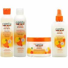 """Cantu Care For Kids Shampoo + Conditioner + Detangler""""Set"""""""