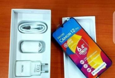 Tecno camon 12 pro 4gb ram 64 GB rom for sell
