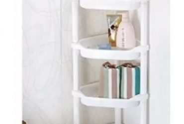 Four Tier Corner Storage Shelf –