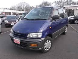 Nissan Serena Blue 1998