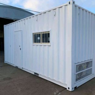 Insulated 20ft container for sale