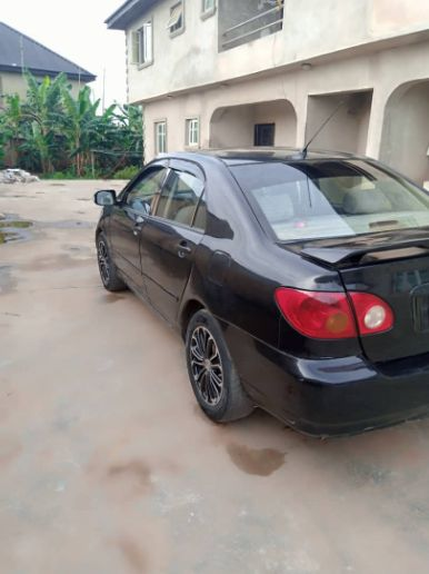 Used 2004 Corolla