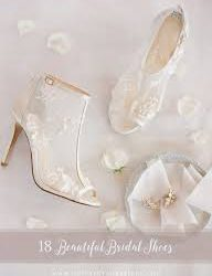Beautiful Shoe for Your Weddings
