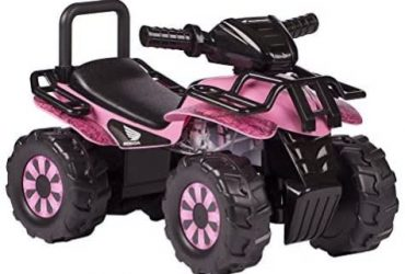 Honda Pink Hd Camo Utility Atv Ride