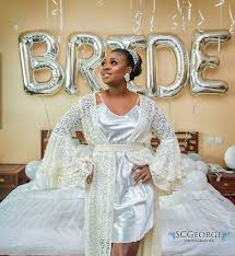 Bridal Shower Robes