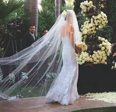 Beautiful Bridal Veil
