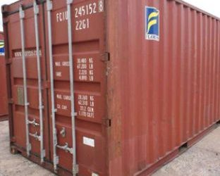 Cargo 20ft and 40ft container for sale