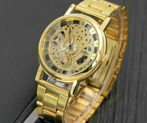 Quality imported hollow wristwatch