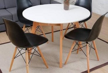 Set of Dinning table and sits